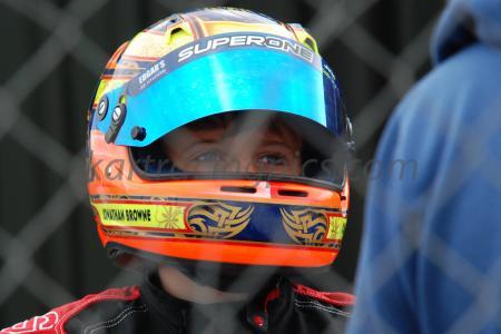 Rd 7 MI Kart Champs Cork 2012 Pit and Paddock