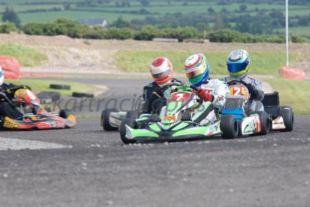 Rd 7 MI Kart Champs Cork 2012 KZ2