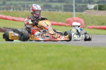 Rd 7 MI Kart Champs Cork 2012 KF3