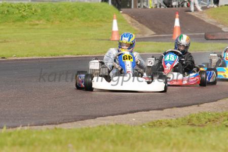 Rd 7 MI Kart Champs Cork 2012 Mini max