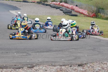Rd 7 MI Kart Champs Cork 2012 Cadet