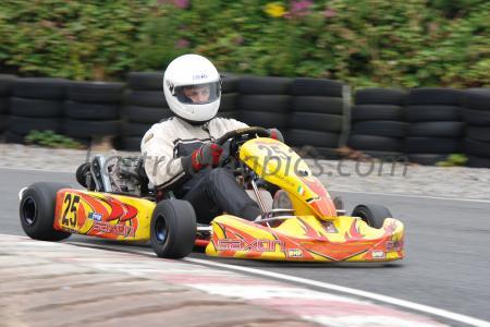 Rd 6 MI Kart Champs Kiltorcan 2012 Super 4