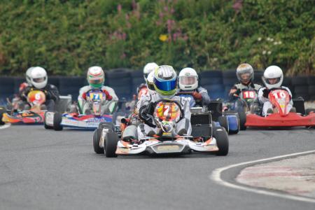 Rd 6 MI Kart Champs Kiltorcan 2012 KZ2