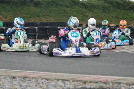Rd 6 MI Kart Champs Kiltorcan 2012 Rotax Max