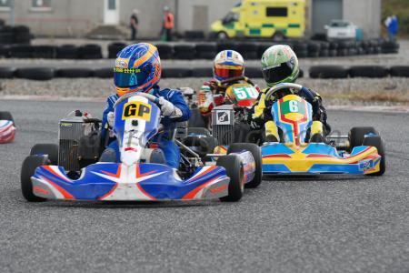 Rd 6 MI Kart Champs Kiltorcan 2012 Mini max