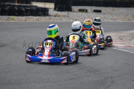 Rd 6 MI Kart Champs Kiltorcan 2012 Cadet