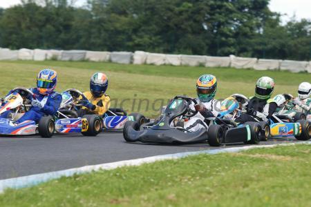 Rd 5 MI Kart Champs WRP 2012 Mini Max
