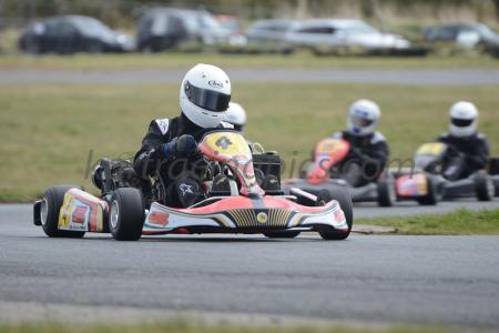 Rd3 MI Kart Champs Athboy 2013 Super4