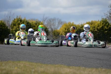 Rd3 MI Kart Champs Athboy 2013 Junior Max