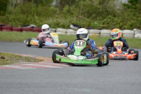 Rd4 MI Kart Champs Tynagh 2013 Cadets