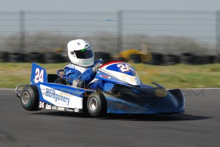Rd1 Ulster Kart Champs Nutts Corner 2012 125 & 250s