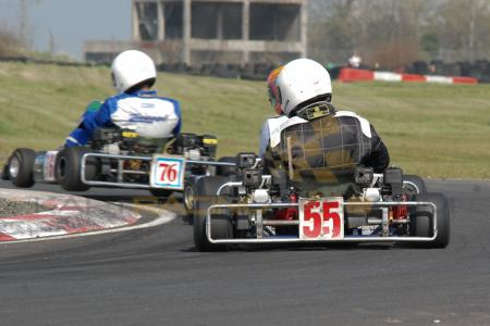 Rd1 Ulster Kart Champs Nutts Corner 2012 Pro Karts