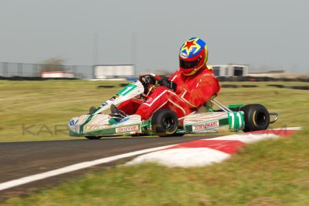 Rd1 Ulster Kart Champs Nutts Corner 2012 World Formula