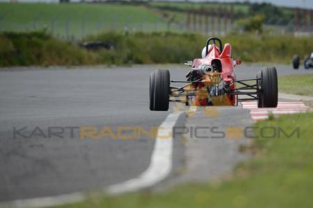 Rd 5 NIKA Kart Champs Kirkistown 2013 Formula Ford