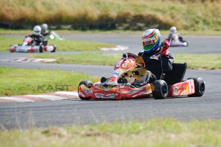 Rd6 MI Kart Champs Athboy 2013 KZ2