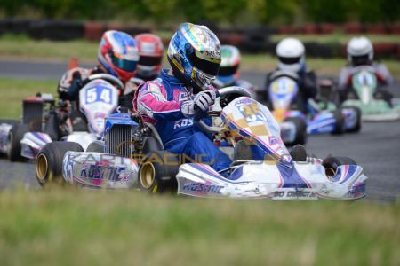 Rd6 MI Kart Champs Athboy 2013 Rotax Max