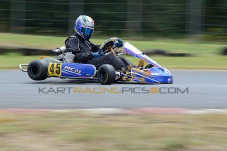 Rd6 MI Kart Champs Athboy 2013 KF3
