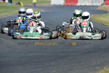 Rd6 MI Kart Champs Athboy 2013 Junior Max