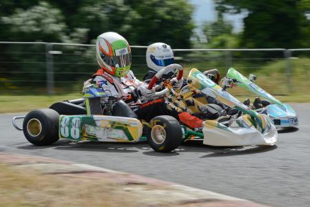 Rd6 MI Kart Champs Athboy 2013 Mini Max