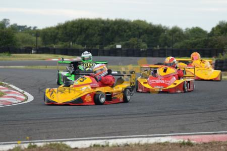 UKC 'GP' 2013 plate 250 Superkart