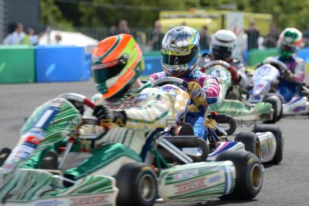 Rd4 IKC Champs & C plate 2013 Rotax Max