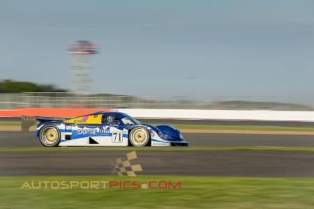silverstone Classic Group C