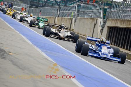 silverstone Classic F1