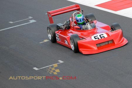 silverstone Classic F3