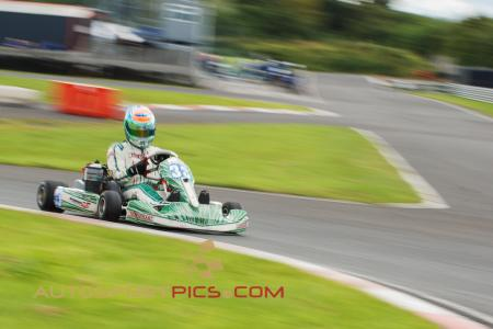 UKC GP meeting 2014 WF Rotax Max