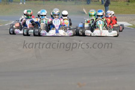 Rd1 IKC Champs whiteriver Rotax Max & Super 4