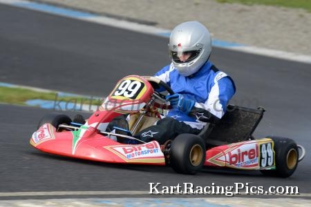 IKC Practice day KZ2 Feb 2013