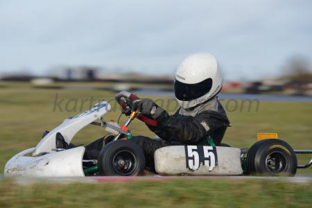Ulster Kart Club Dec 2012 junior honda