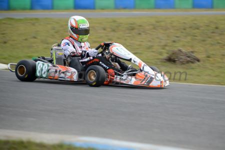 Rd1 IKC Champs whiteriver Mini Max
