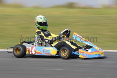 Rd1 IKC Champs whiteriver Junior Max KF3