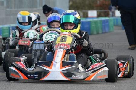 Rd1 IKC Champs whiteriver Pit and paddock
