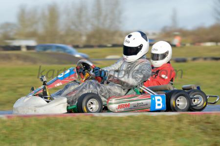 Ulster Kart Club Dec 2012 Rotax Max